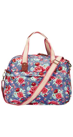 Basil Bloom Carry All Bag indigo blue